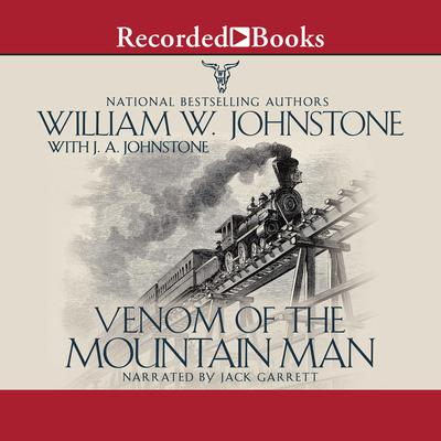 Venom of the Mountain Man Audiobook, by J. A. Johnstone