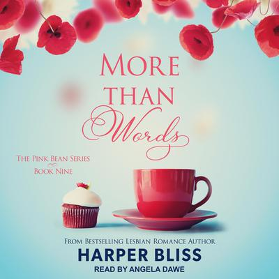More Than Words Audiobook, by Harper Bliss