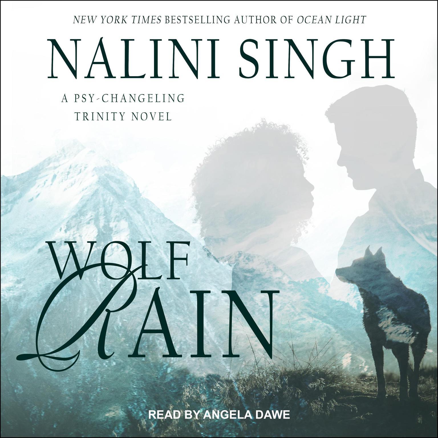 Printable Wolf Rain Audiobook Cover Art