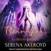 Triumph Audiobook, by Serena Akeroyd