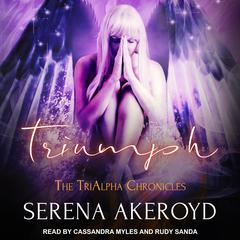 Triumph Audiobook, by Serena Akeroyd