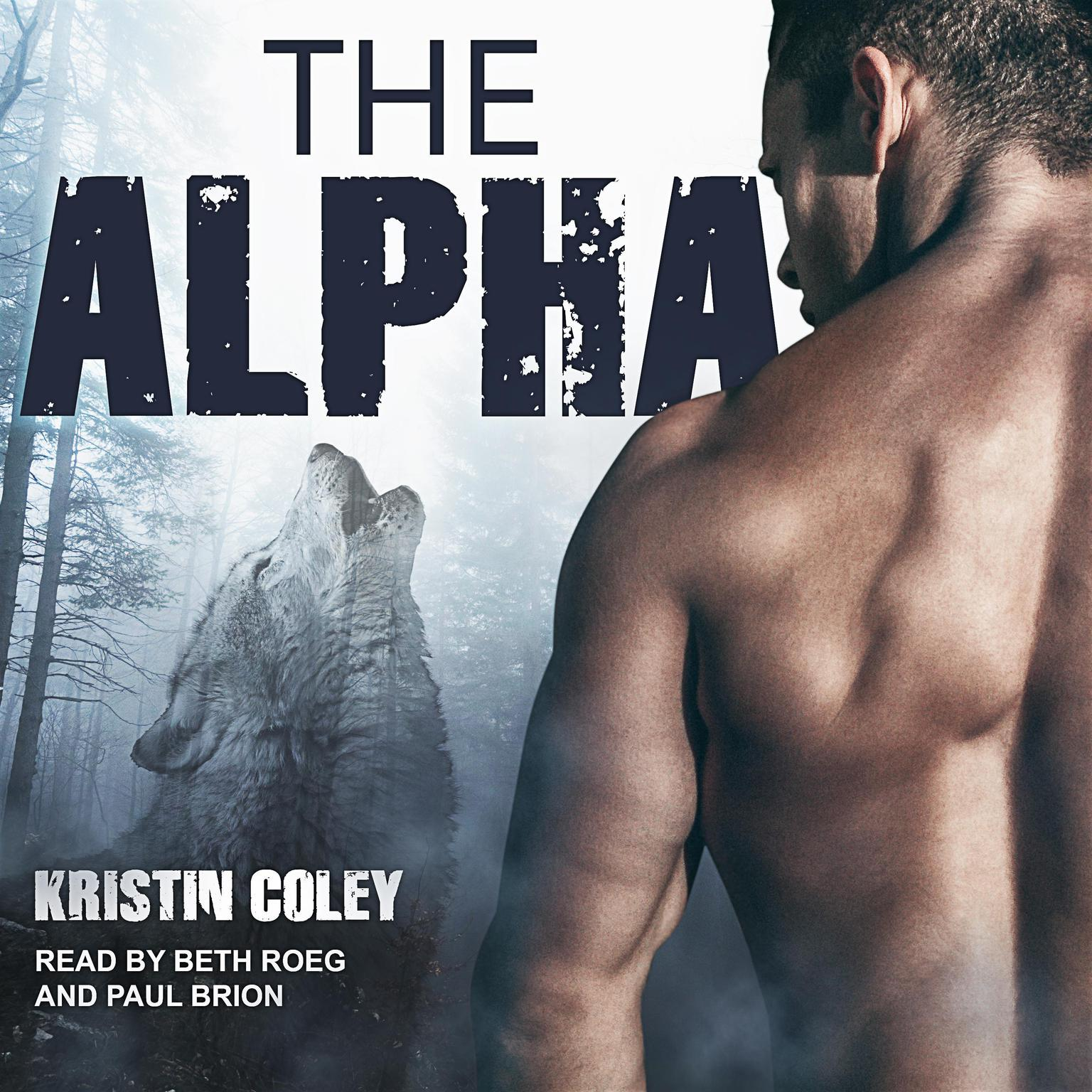 Printable The Alpha: The Pack Book 3 Audiobook Cover Art