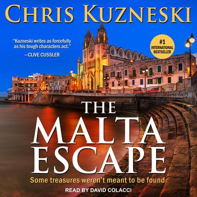 The Malta Escape Audiobook, by Chris Kuzneski