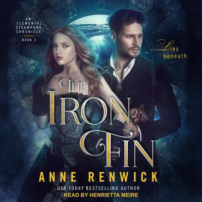 The Iron Fin Audiobook, by Anne Renwick