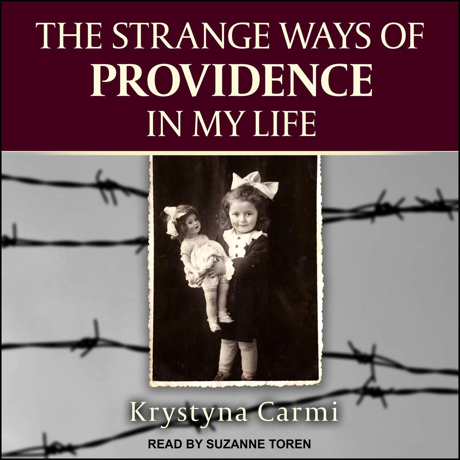 Printable The Strange Ways of Providence In My Life Audiobook Cover Art