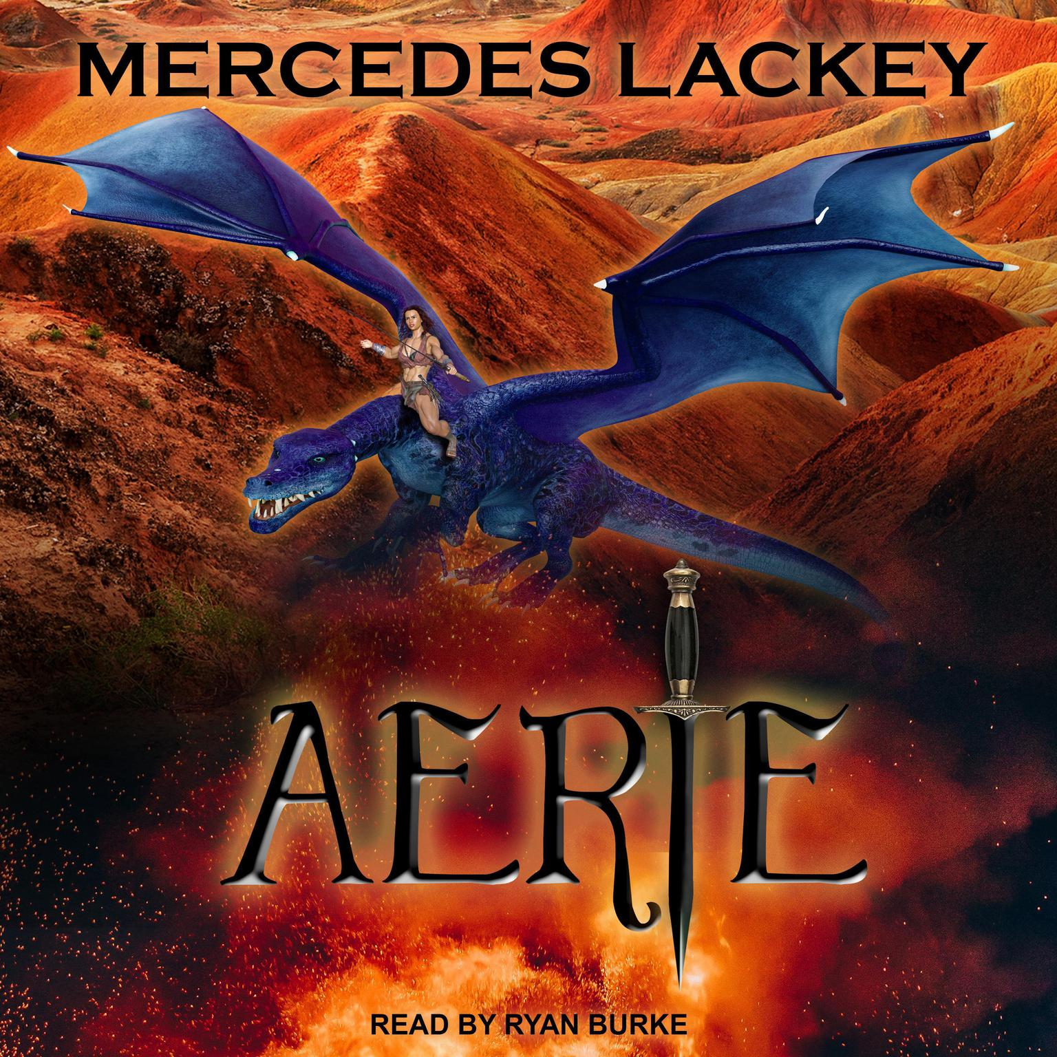 Printable Aerie Audiobook Cover Art
