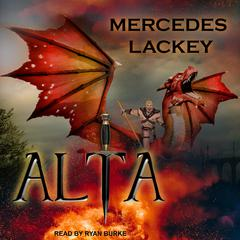 Alta Audiobook, by Mercedes Lackey