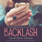 Backlash Audiobook, by Sarah Darer Littman