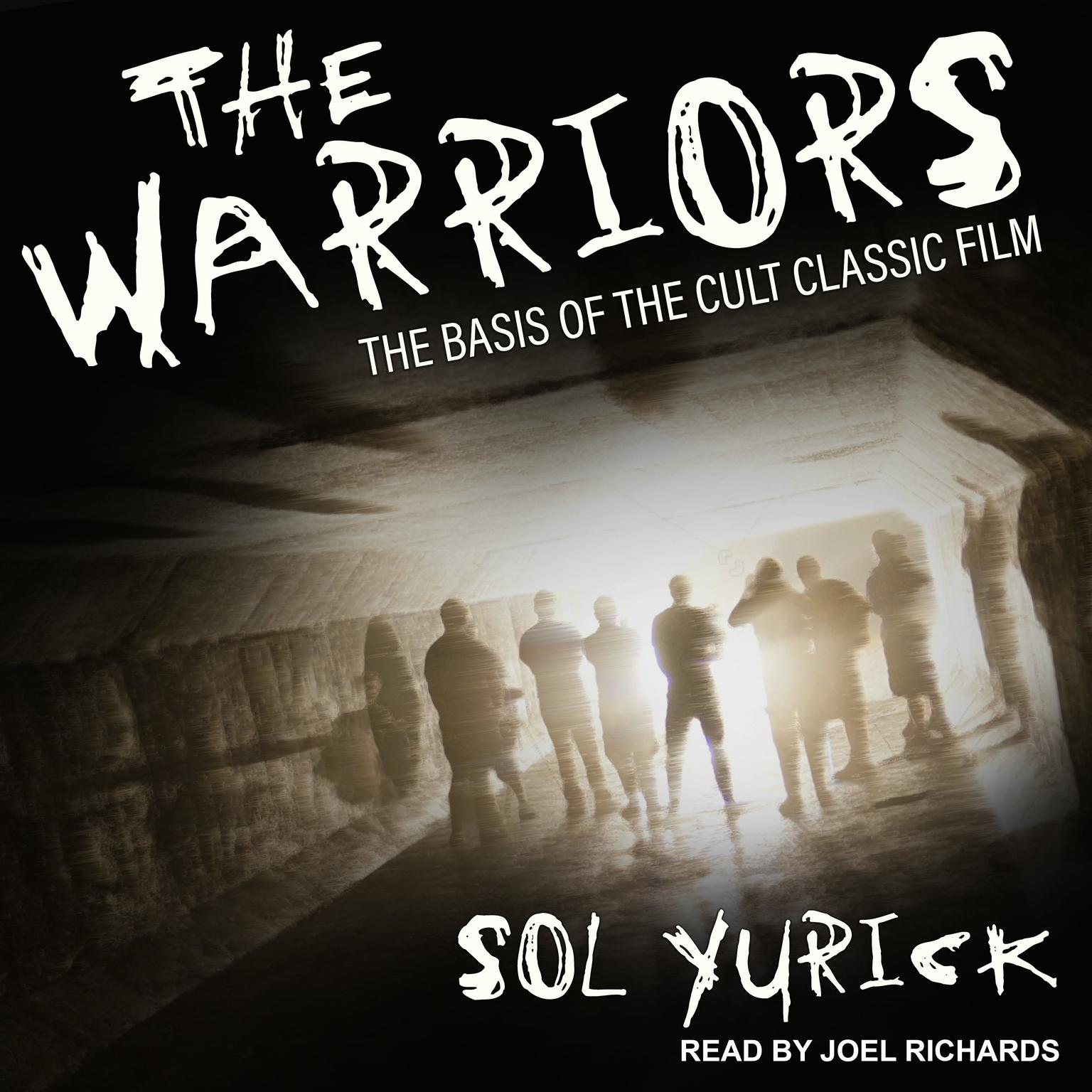 Printable The Warriors Audiobook Cover Art