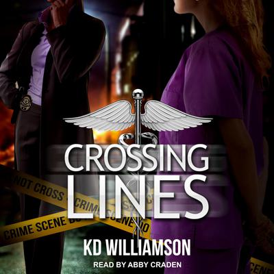 Crossing Lines Audiobook, by KD Williamson