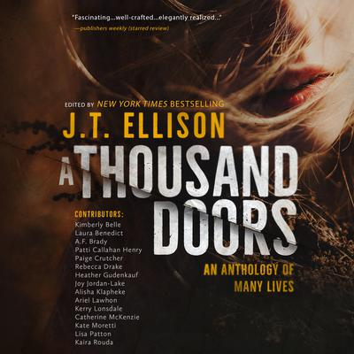 A Thousand Doors: An Anthology of Many Lives Audiobook, by various authors