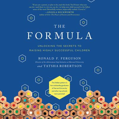 The Formula: Unlocking the Secrets to Raising Highly Successful Children Audiobook, by Ronald F. Ferguson