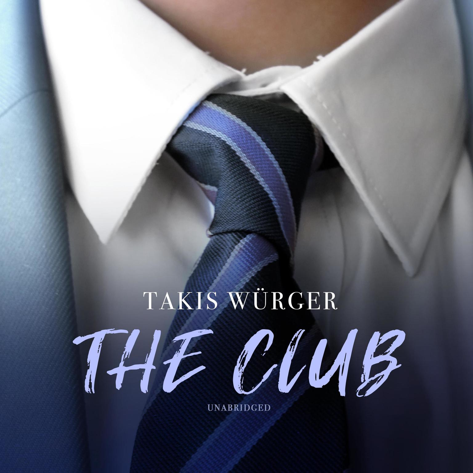 Printable The Club Audiobook Cover Art