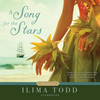 A Song for the Stars Audiobook, by Ilima  Todd