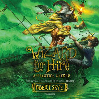 Apprentice Needed Audiobook, by Obert Skye