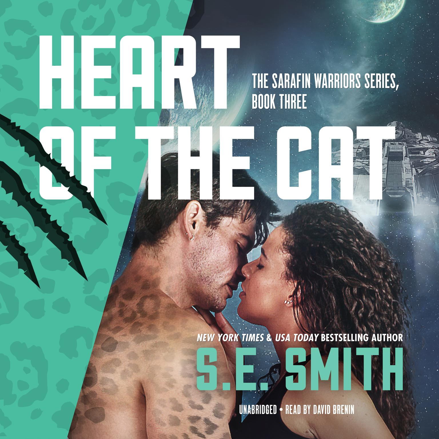 Printable Heart of the Cat Audiobook Cover Art