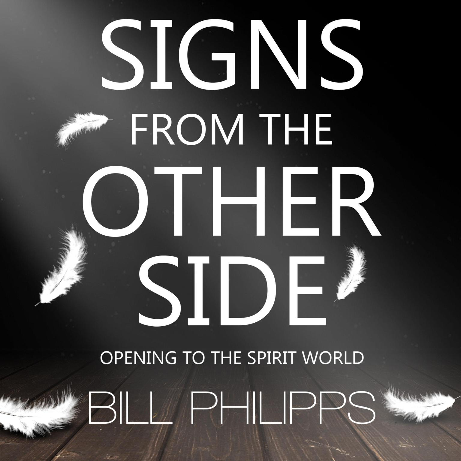 Printable Signs from the Other Side: Opening to the Spirit World Audiobook Cover Art