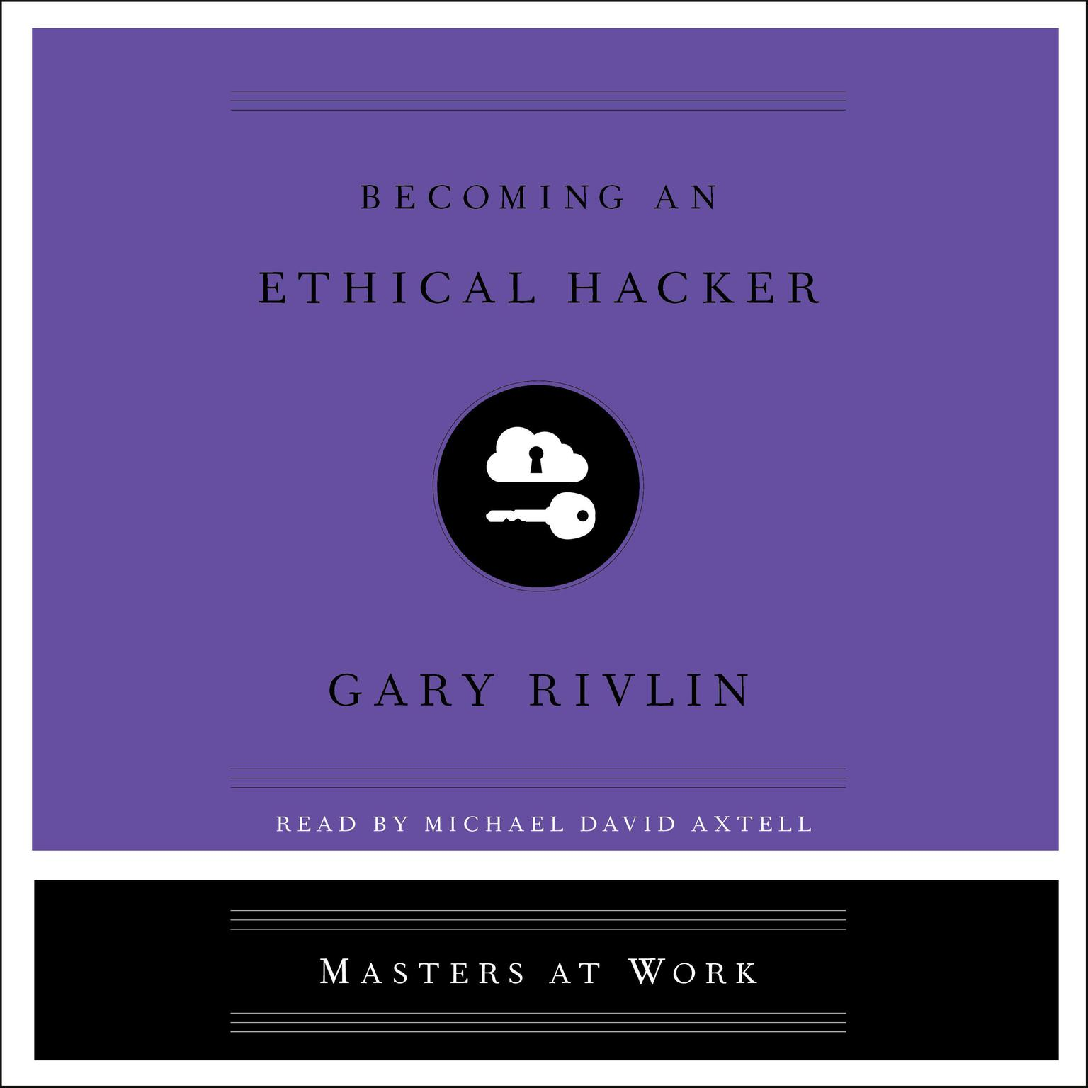 Printable Becoming an Ethical Hacker Audiobook Cover Art