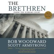 The Brethren: Inside the Supreme Court Audiobook, by Bob Woodward, Scott Armstrong