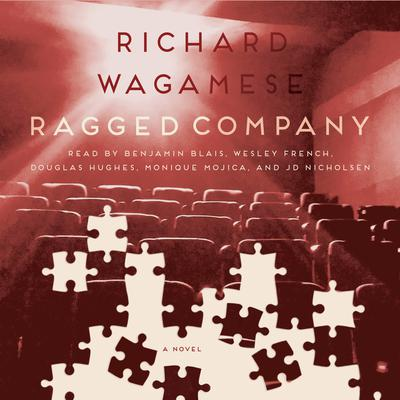 Ragged Company Audiobook, by Richard Wagamese