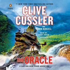 The Oracle Audiobook, by Clive Cussler, Robin Burcell