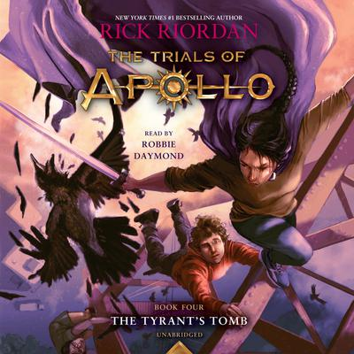 The Tyrant's Tomb Audiobook, by Rick Riordan