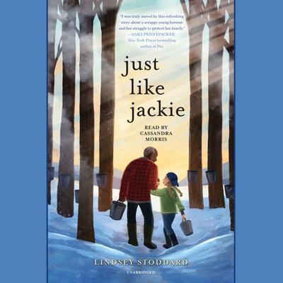 Just Like Jackie Audiobook, by