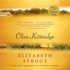 Olive Kitteridge: Fiction Audiobook, by Elizabeth Strout
