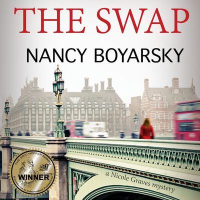 The Swap Audiobook, by Nancy Boyarsky