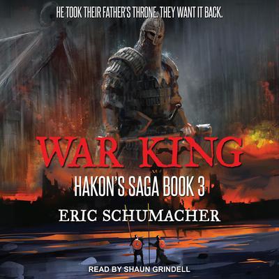War King Audiobook, by Eric Schumacher