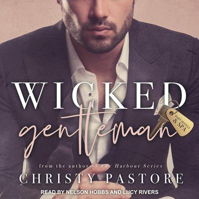 Wicked Gentleman Audiobook, by Christy Pastore