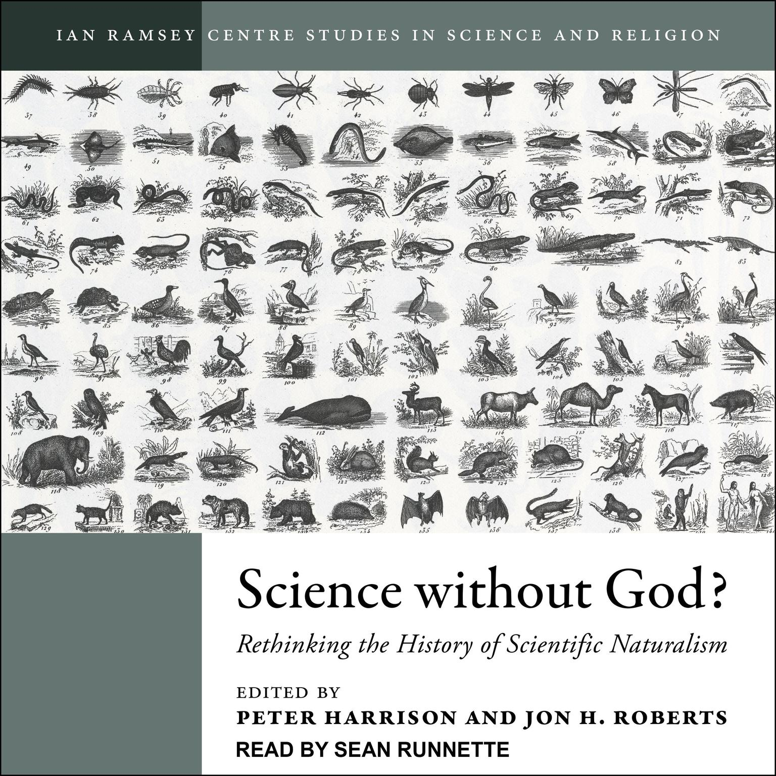 Printable Science Without God?: Rethinking the History of Scientific Naturalism Audiobook Cover Art