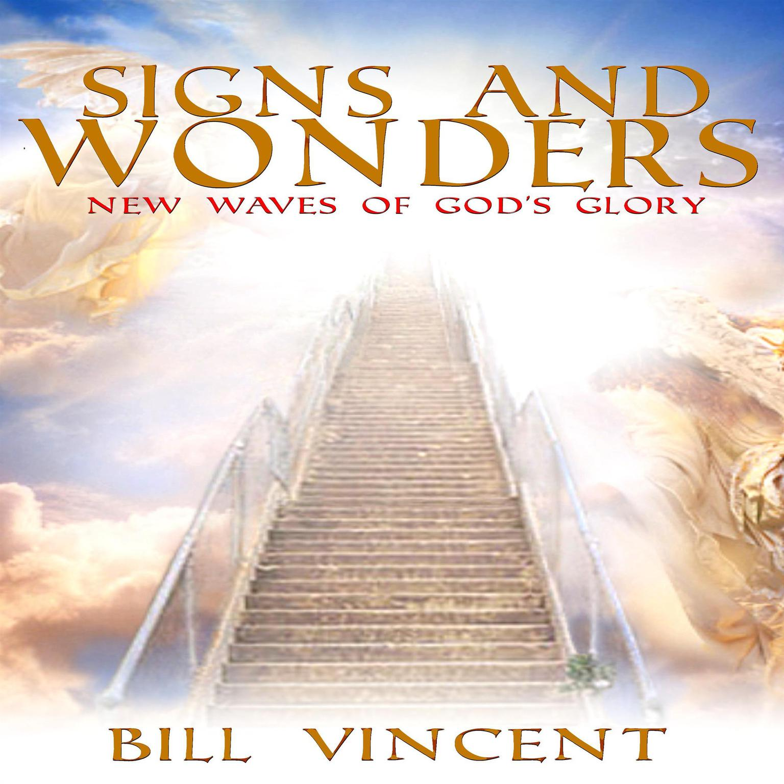 Signs and Wonders: New Waves of God's Glory Audiobook