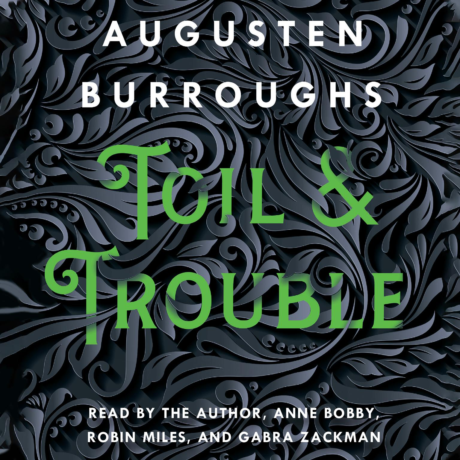 Printable Toil & Trouble: A Memoir Audiobook Cover Art