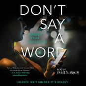 Don't Say a Word Audiobook, by Amber Lynn Natusch