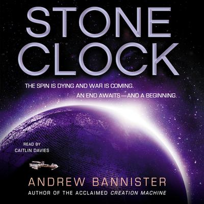 Stone Clock Audiobook, by Andrew Bannister