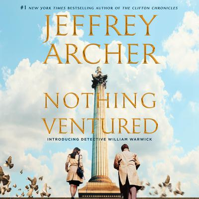 Nothing Ventured Audiobook, by