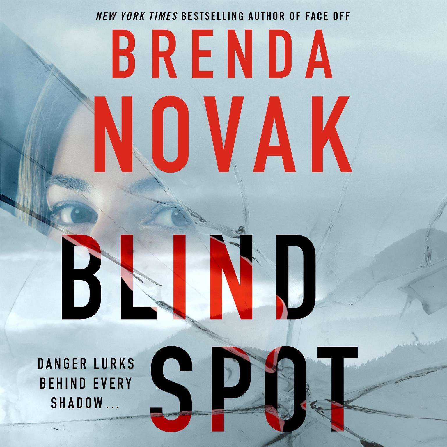 Printable Blind Spot Audiobook Cover Art