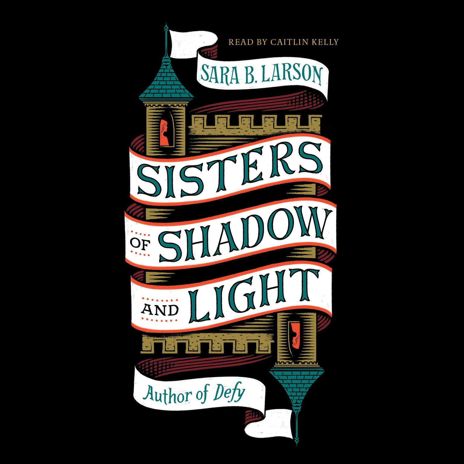 Printable Sisters of Shadow and Light Audiobook Cover Art