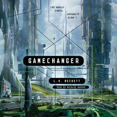 Gamechanger Audiobook, by L. X. Beckett