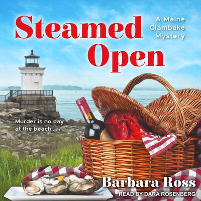 Steamed Open Audiobook, by Barbara Ross