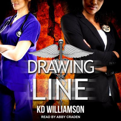 Drawing the Line Audiobook, by KD Williamson