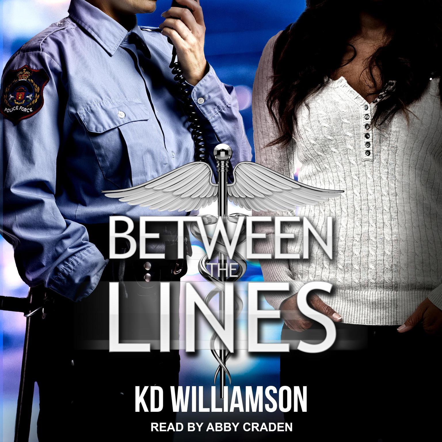 Printable Between the Lines Audiobook Cover Art