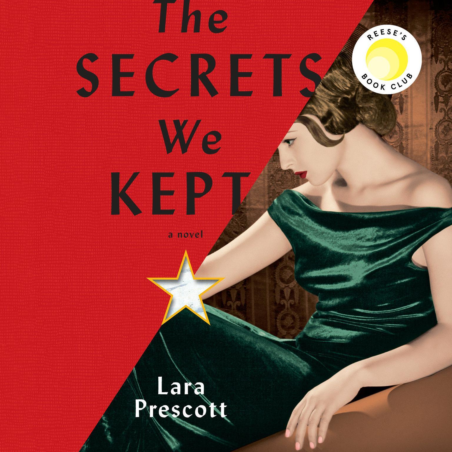 Printable The Secrets We Kept: A novel Audiobook Cover Art