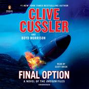 Final Option Audiobook, by Clive Cussler, Boyd Morrison