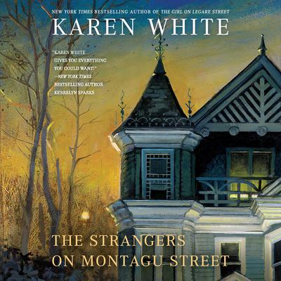 The Strangers on Montagu Street Audiobook, by
