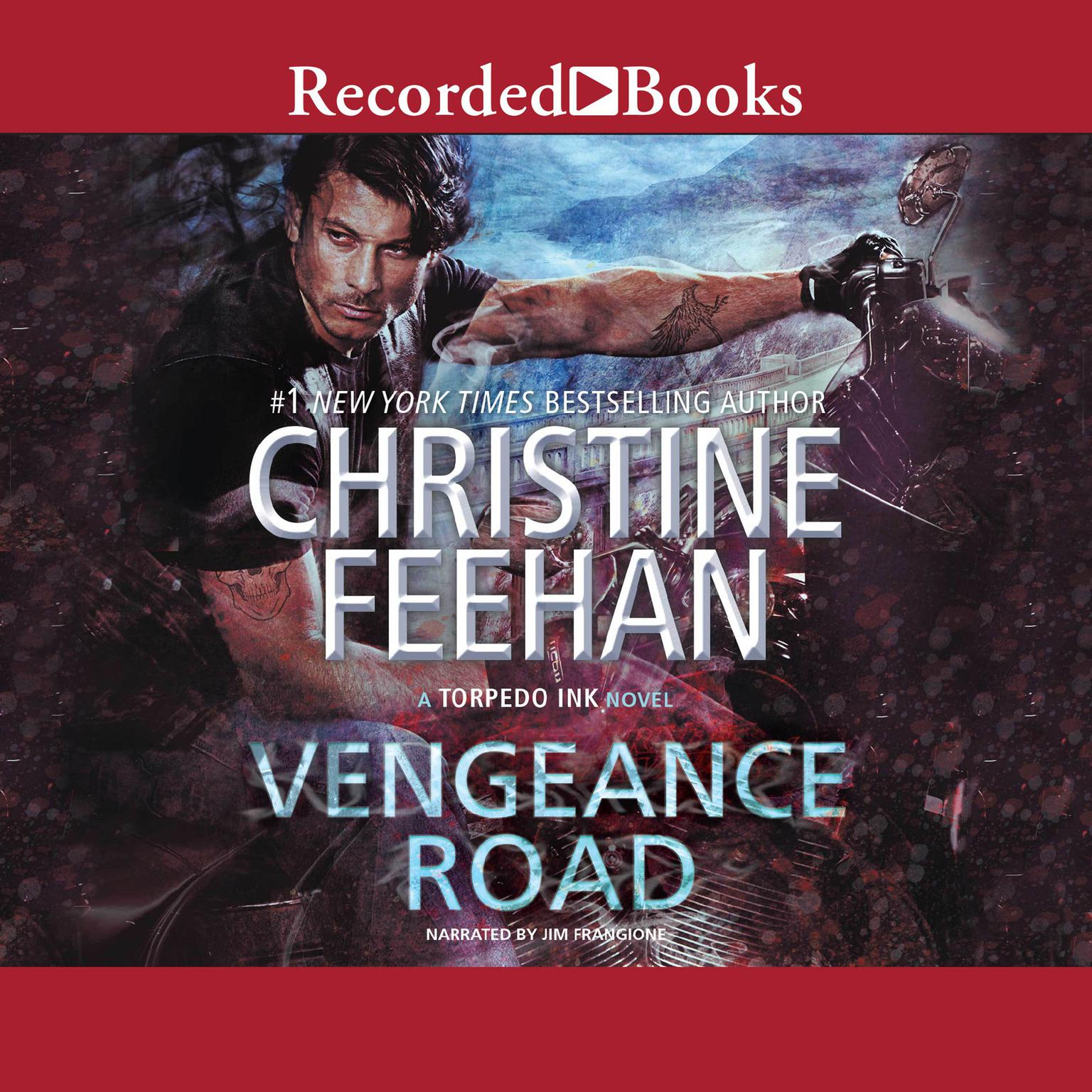 Printable Vengeance Road Audiobook Cover Art