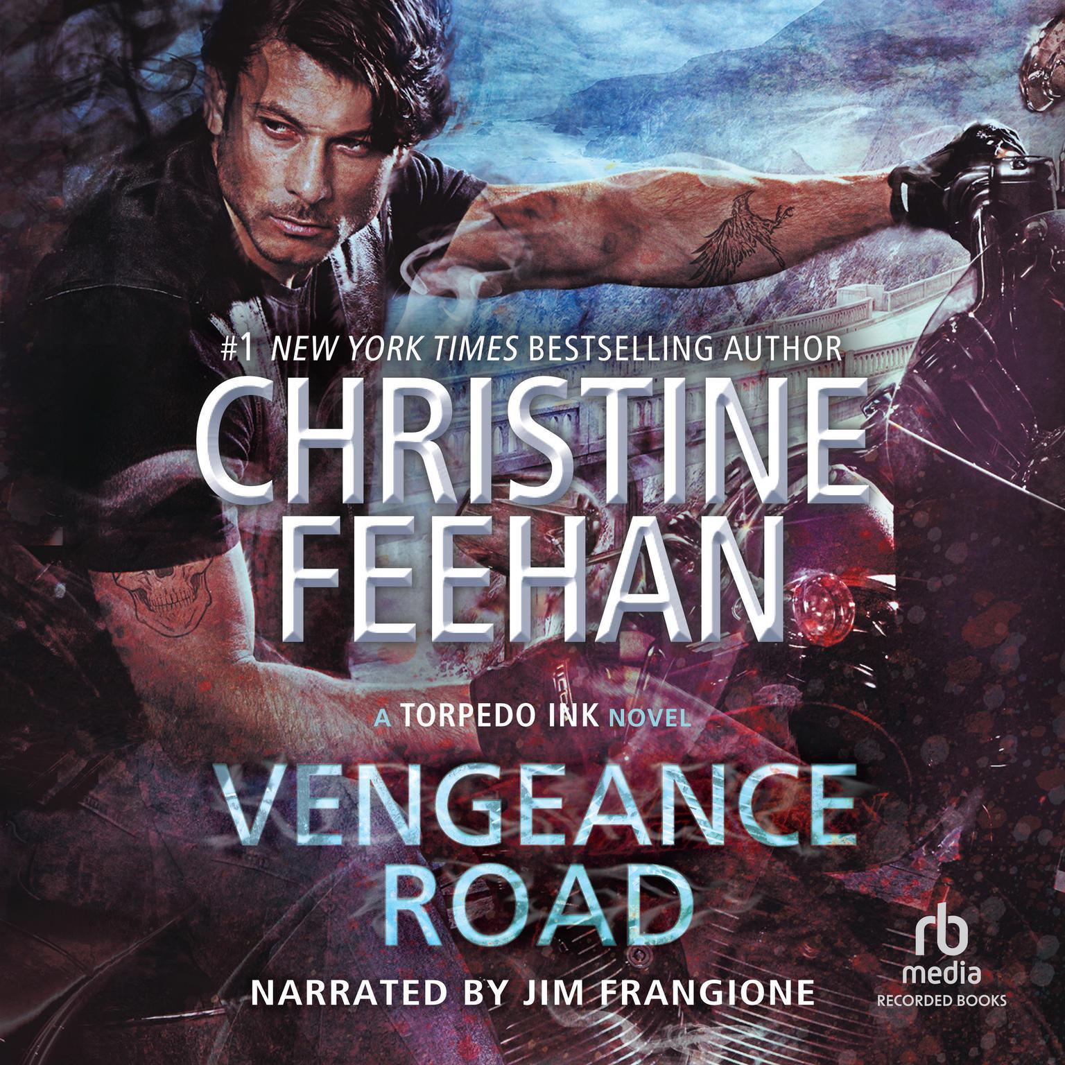 Vengeance Road Audiobook, by Christine Feehan
