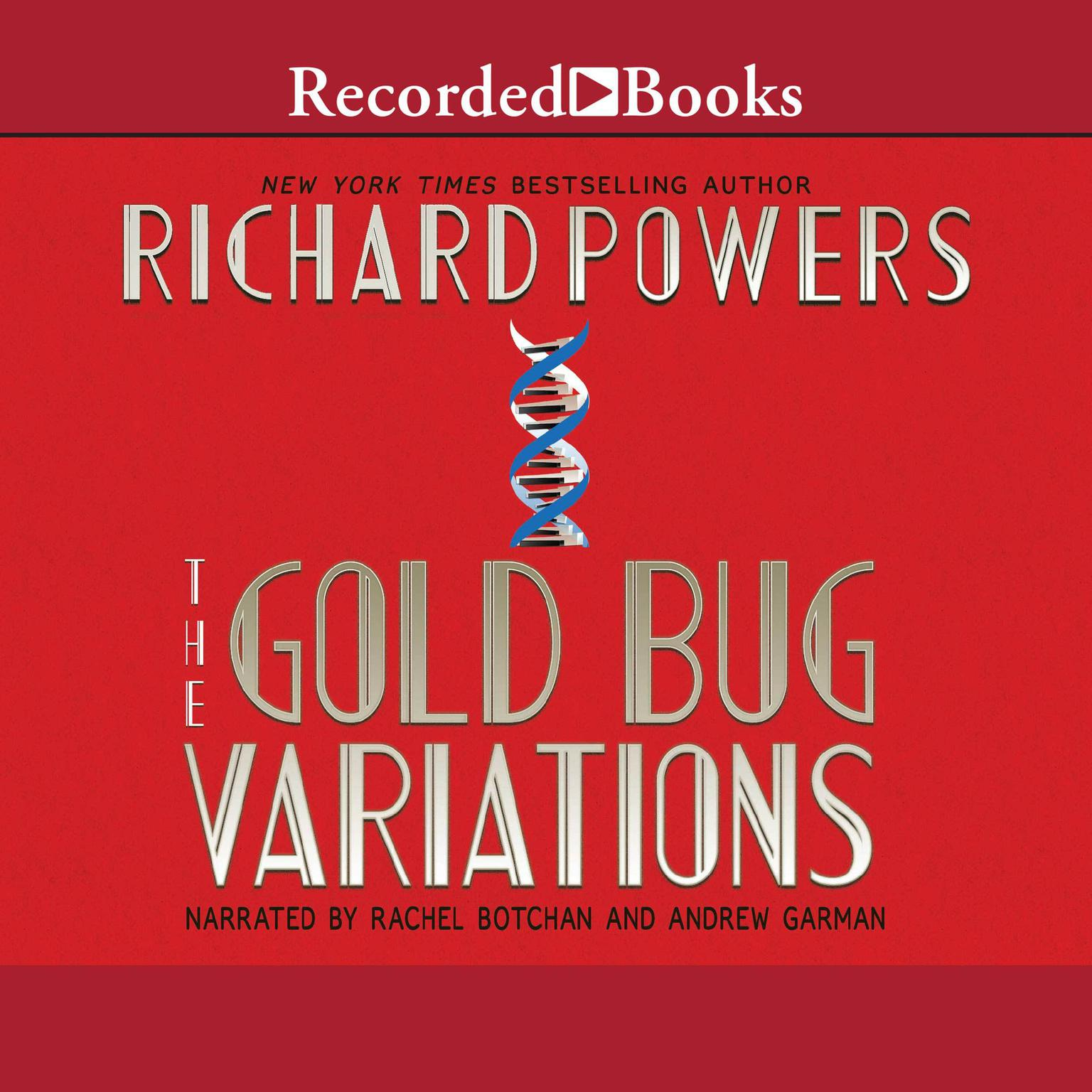 Printable The Gold Bug Variations Audiobook Cover Art