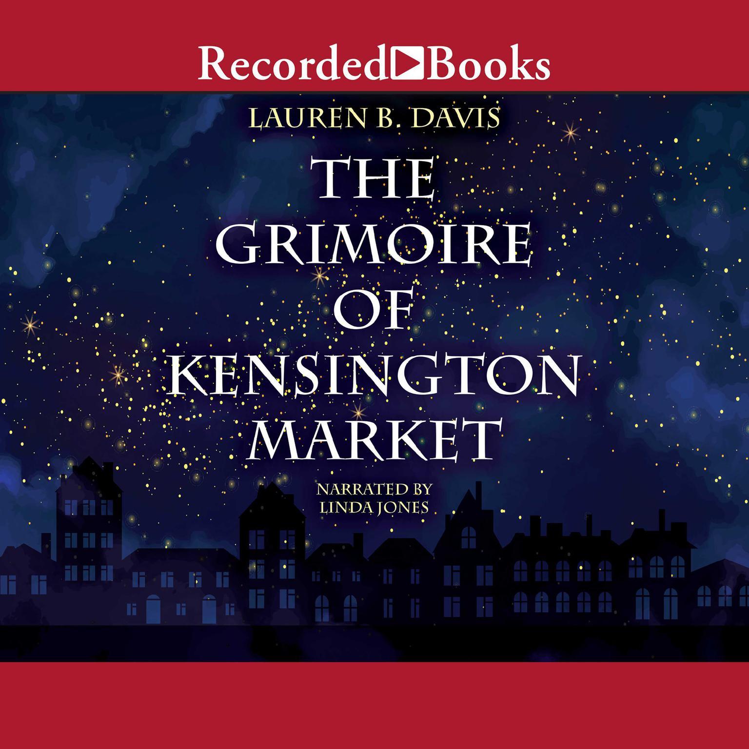Printable The Grimoire of Kensington Market Audiobook Cover Art